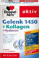 Doppelherz Gelenk 1450 Kapseln 40 St.