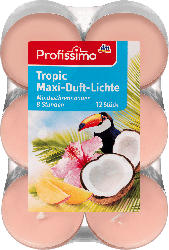 Profissimo Duftkerze Maxi-Lichte Tropic