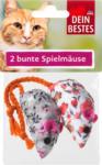dm-drogerie markt Dein Bestes Zubehör für Katzen, Bunte Spielmäuse