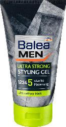 Balea MEN Styling Gel ultra strong