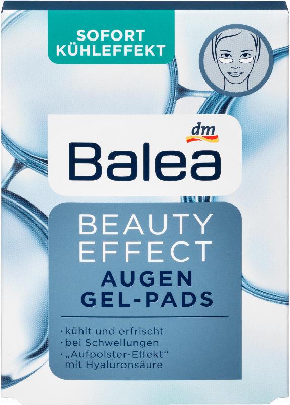 Balea Augenpads Beauty Effect Gel-Pads