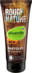 alverde MEN Bartseife Rough Nature