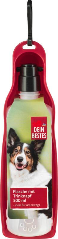 Dein Bestes Zubehör für Hunde, Flasche+Trinknapf