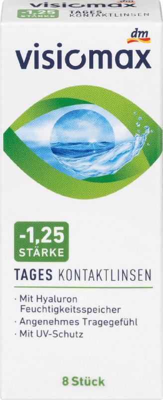 VISIOMAX Tageslinsen -1,25