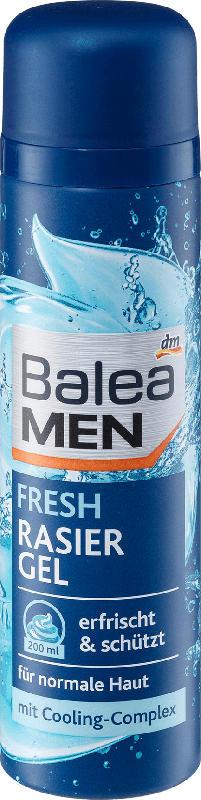 Balea MEN Rasiergel fresh