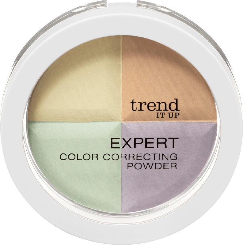 trend IT UP Gesichtspuder Expert Color Correcting Powder