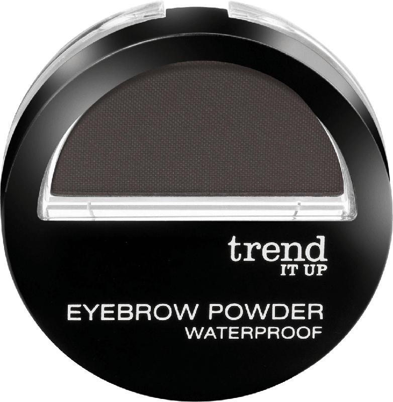trend IT UP Augenbrauenpuder Eyebrow Powder Waterproof 040