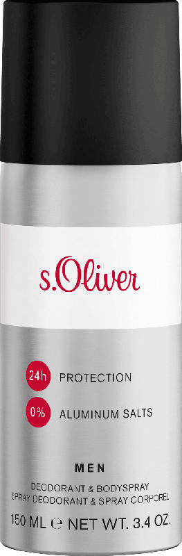 s.Oliver Men Deospray