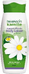 Herbacin Bodylotion Kamille hautstraffende