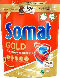 Somat Spülmaschinen-Tabs Gold XXL