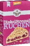 dm-drogerie markt Bauckhof Backmischung für Streuselkuchen, Dinkel, demeter