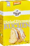 dm-drogerie markt Bauckhof Backmischung für Zitronenkuchen, Dinkel, demeter