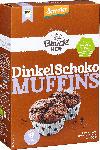 dm-drogerie markt Bauckhof Backmischung für Schoko-Muffins, Dinkel, demeter