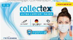 Collectex Mundschutzmaske für Erwachsene, Einweg