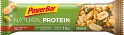 PowerBar Protein-Riegel, Natural Energy, salty peanut crunch, mit Erdnüssen & Kürbiskernen