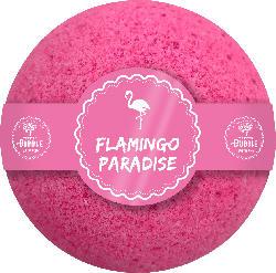 Treets Bubble Badekugel Flamingo Paradies
