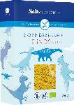 dm-drogerie markt Seitz glutenfrei Nudeln für Kinder, Dinosaurier-Nudeln, glutenfrei