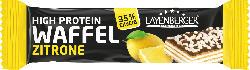 Layenberger Protein-Waffel, Zitrone