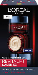 L'ORÉAL PARIS Set Revitalift Laser Tages- & Nachtcreme