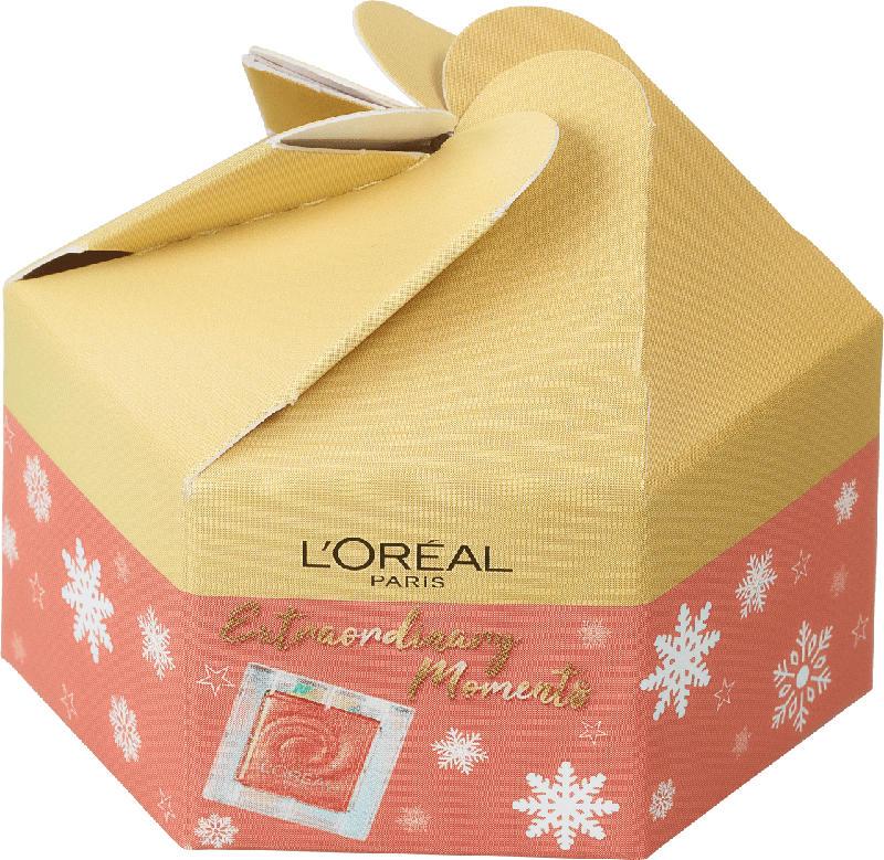 L'ORÉAL PARIS Geschenkbox: Lidschatten Color Queen 37