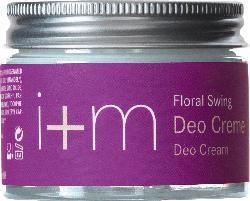 i + m Naturkosmetik Berlin i+m Deo Creme Floral Swing