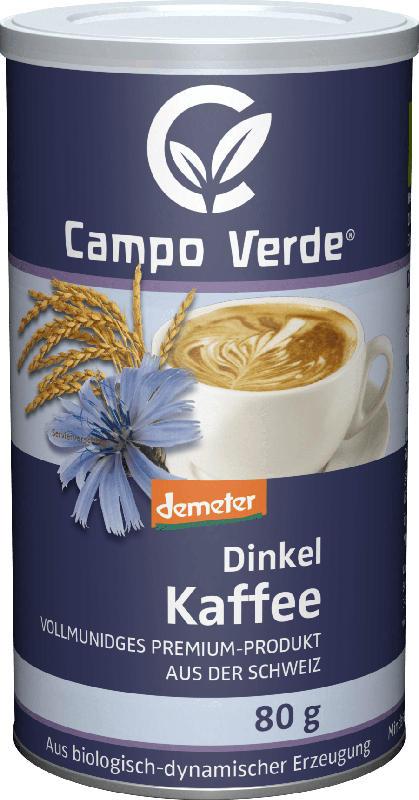 Campo Verde Kaffee-Ersatz, Dinkelkaffee, löslich, demeter