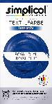 dm-drogerie markt Simplicol Textilfarbe intensiv Royal- Blau