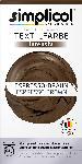 dm-drogerie markt Simplicol Textilfarbe intensiv Espresso- Braun