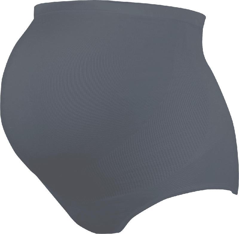 Naturana Schwangerschaftsslip,dark grey, Größe M