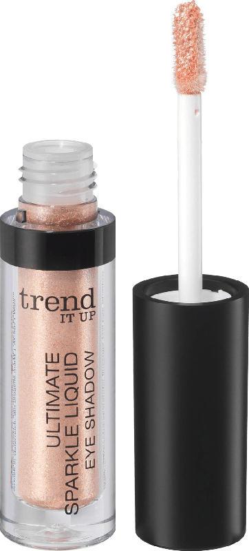 trend IT UP Lidschatten Ultimate Sparkle Liquid Eye Shadow 010