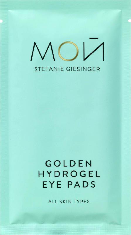 Мой by Stefanie Giesinger Golden Hydrogel Eye Pads
