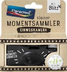 Paradies Einwegkamera mit Blitz ISO 400 27 Bilder