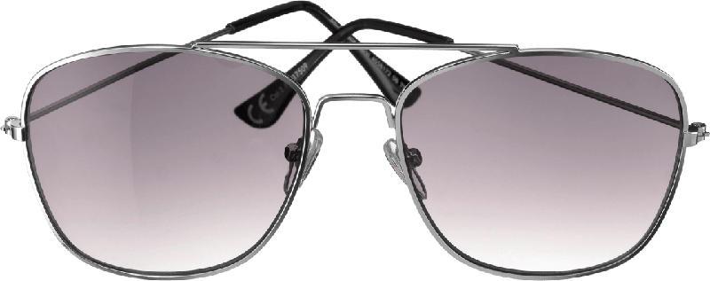 SUNDANCE Sonnenbrille für Erwachsene Piloten-Form silber