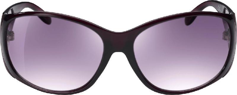 SUNDANCE Sonnenbrille für Erwachsene dunkelviolett transparent