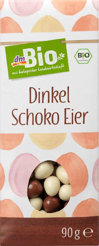dmBio Dinkel Schoko Eier