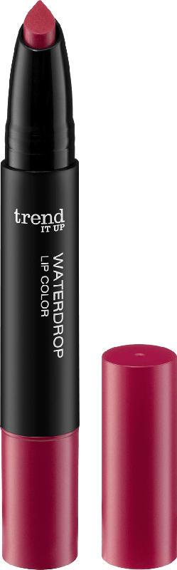 trend IT UP Lippenstift Waterdrop Lip Color 045