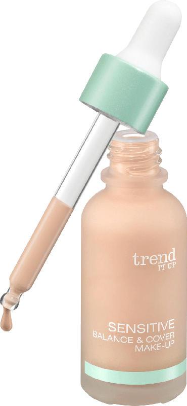 trend IT UP Sensitive Sensitive Balance & Cover Make-Up 005