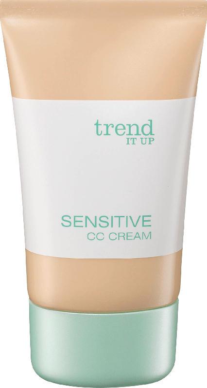 trend IT UP Sensitive Sensitive CC Cream 025