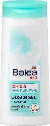 Balea MED Duschgel pH 5,5 Hautneutral
