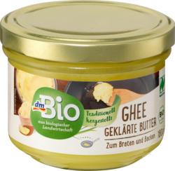 dmBio Ghee, geklärte Butter, Naturland