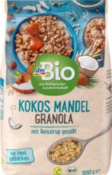 dmBio Knuspermüsli, Kokos & Mandel Granola