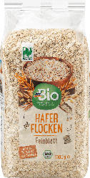 dmBio Flocken, Haferflocken Feinblatt, Naturland