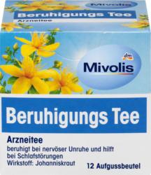 Mivolis Arznei-Tee, Beruhigungs Tee (12 x 2 g)