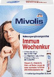 Mivolis Immun Kur Ampullen 7 St.