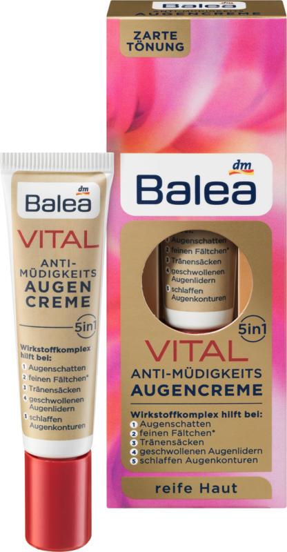 Balea Augencreme VITAL 5in1 Anti-Müdigkeit