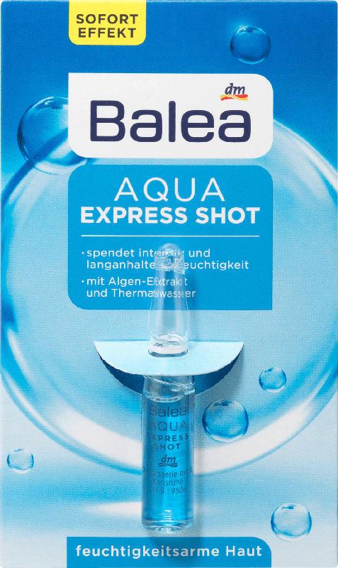 Balea Ampulle Aqua Express Shot