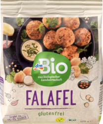 dmBio Trockenmischung Falafel