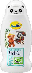 SauBär Ultra Sensitiv 3in1 Baden Waschen Shampoo