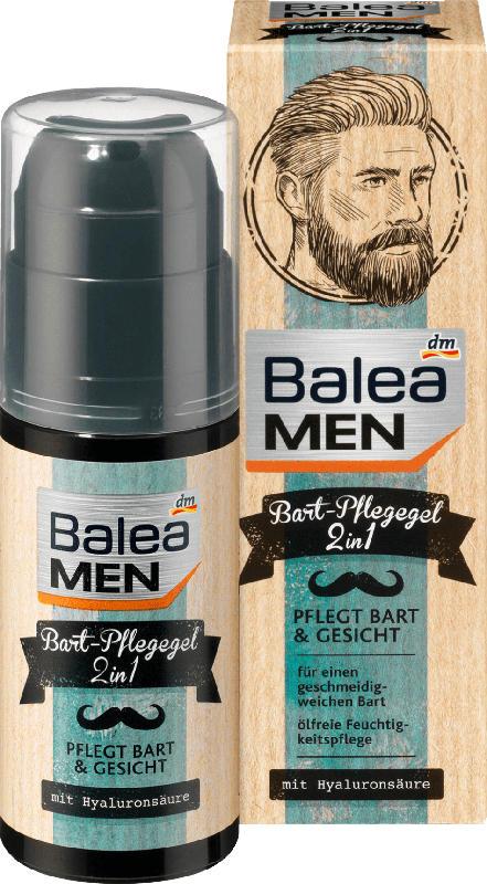 Balea MEN Bart-Pflegegel 2in1