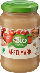 dmBio Fruchtmark Apfel, Naturland